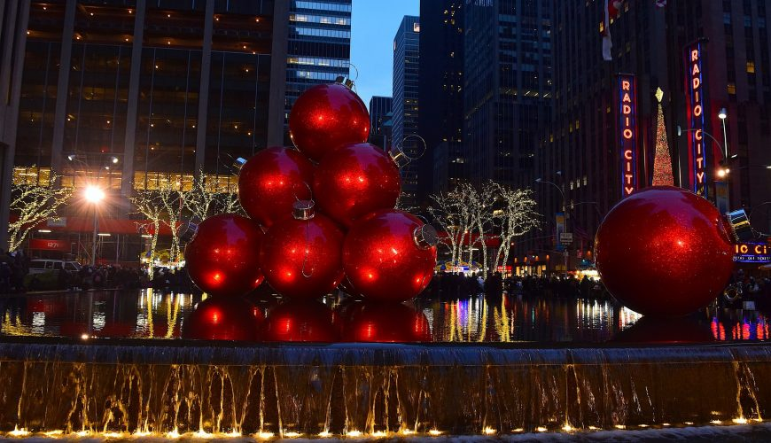 Top 5 Best Hotels for Christmas in New York
