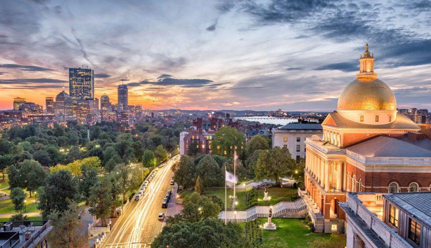 The 6 best hotels in Boston