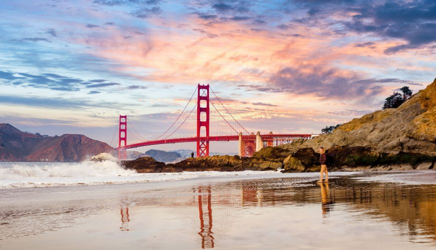 5 Best Hotels with Views of the Golden Gate Bridge